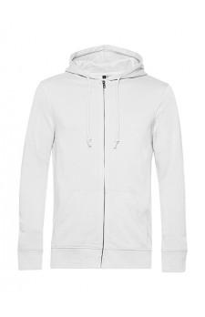 Hooded sweat jacket full zip dames  (geschikt voor digitale druk van uw ontwerp via de design tool)