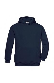 Hooded sweater kids (geschikt voor digitale druk van uw ontwerp via de design tool)
